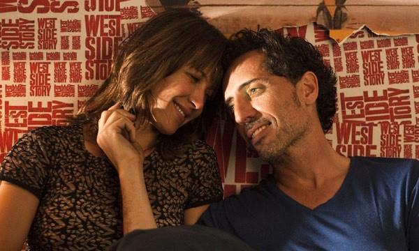 Amor en tono de comedia o de drama es lo único que encontraremos en el cine