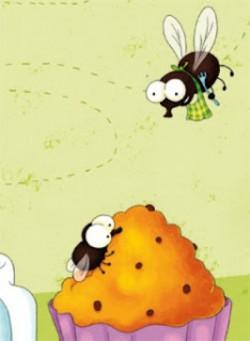 Poema: las moscas