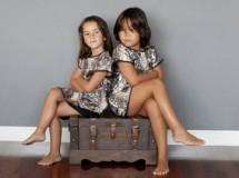 Colección de moda infantil Margarite