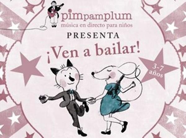 ¡Ven a bailar!, música para niños