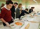 Taller de pizzas prehistóricas en Burgos