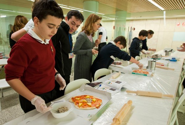 Pizzas prehistóricas en Burgos