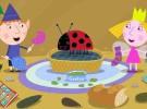 El pequeño reino de Holly y Ben llega a Clan