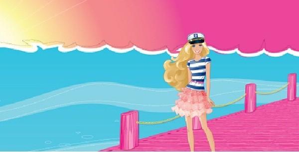 Camarotes y actividades al más puro estilo Barbie