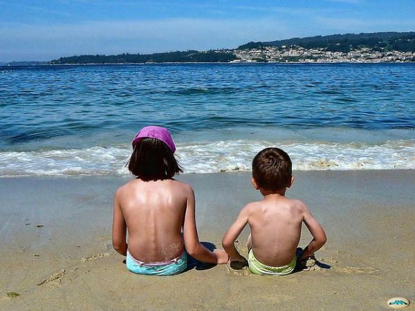 Muchos niños sufren dolor de espalda
