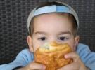 Poca verdura y mucha bollería industrial para los niños españoles