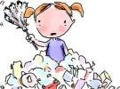 Los niños deben colaborar en las tareas del hogar