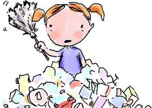 Colaborar en las tareas del hogar