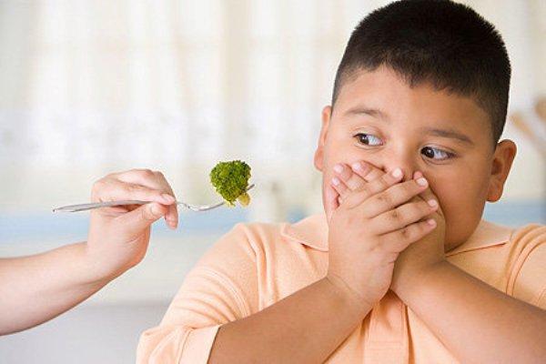 Pérdida de peso en niños