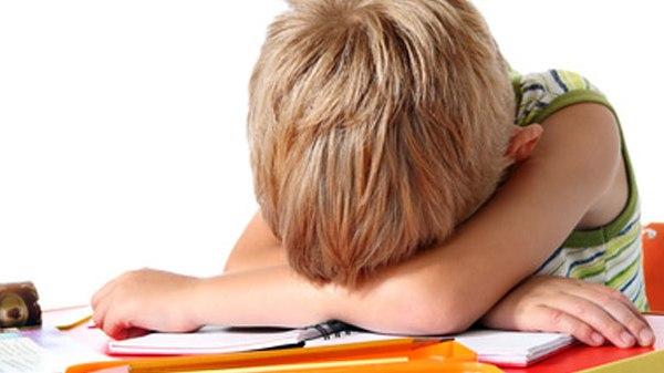 30 por ciento de niños con síndrome postvacacional