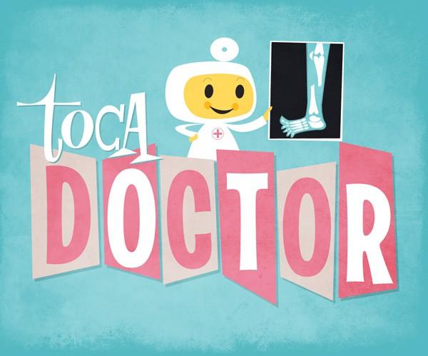 Toca Doctor, aplicación de apple