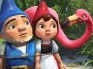 Televisión en familia: Gnomeo y Julieta
