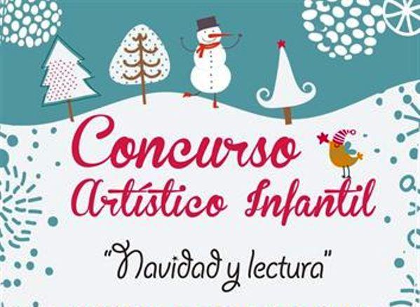 Concurso infantil navidad y lectura