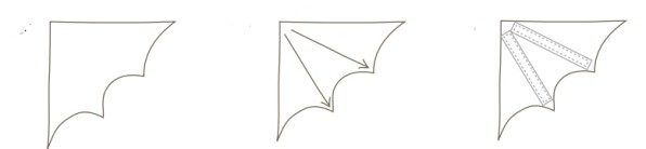Disfraz casero de murciélago1