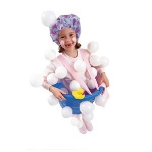 El disfraz de Halloween también puede ser divertido y original