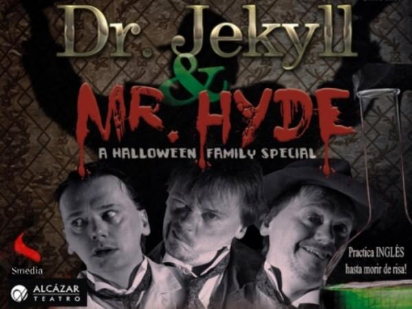 teatro halloween: dr jekyll y mr hyde