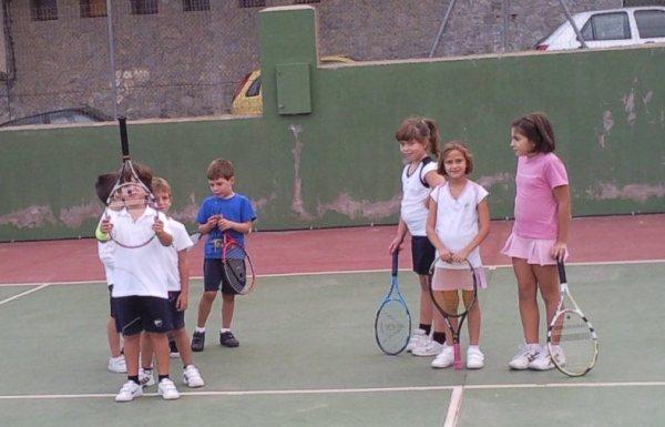 El tenis y los niños con cáncer
