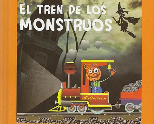 Lectura infantil: el tren de los monstruos