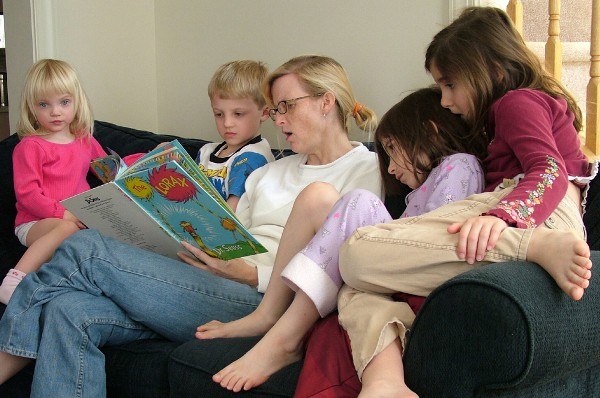Crear buenos lectores