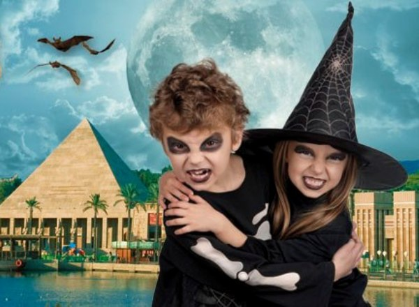 Halloween en Terra Mítica