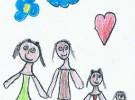 Lo que pueden expresar los dibujos de los niños