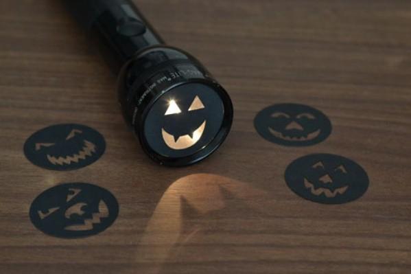Manualidad halloween: linterna de miedo