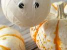 Manualidades de Halloween: Momia horripilante