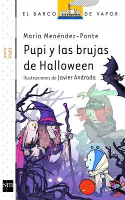 Lectura recomendada de la semana: Pupi y las brujas de Halloween