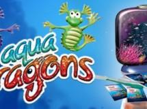 Sorteamos dos Aqua Dragons, un juguete diferente