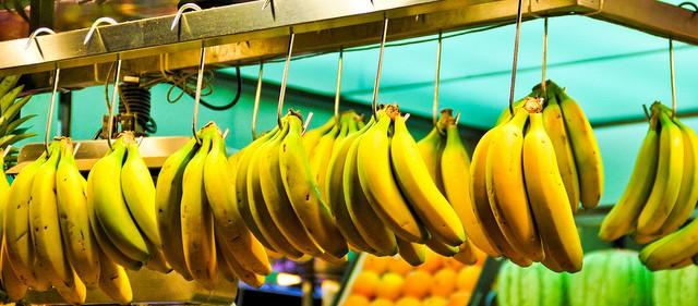 Receta para niños: Bizcocho de plátano