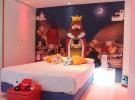 Alojarse en las suites de los Reyes Magos es posible en el Hotel del Juguete