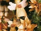 Manualidades de Navidad: Ángel para el árbol