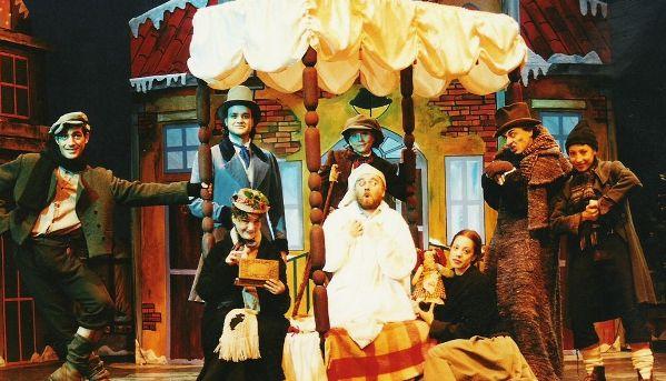Teatro: cuento de navidad