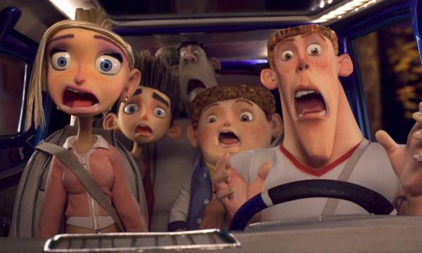 Animación terrorífica para niños y adultos