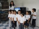 Los niños alérgicos no se encuentran seguros en los colegios