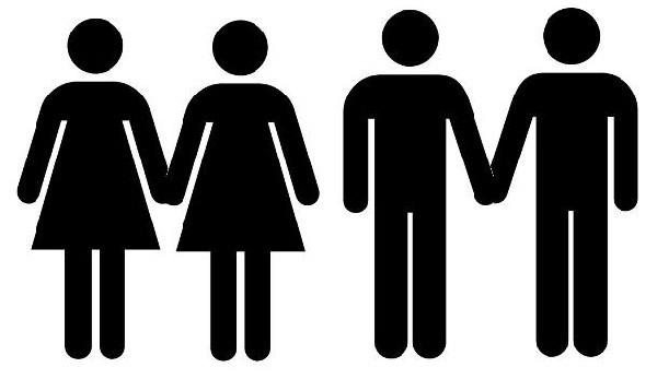 El desarrollo era igual que en familias heterosexuales