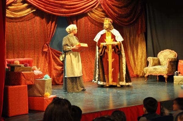 Teatro de Navidad: Gaspar el rey mago de la ilusión