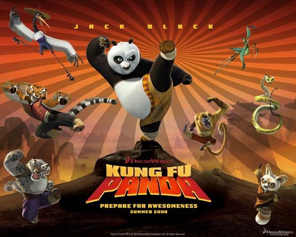 Televisión en familia: Kung Fu Panda y Noche en el Museo