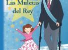 """""""Las muletas del Rey"""", cuento benéfico para ayudar a la Fundación de Esclerosis Múltiple"""