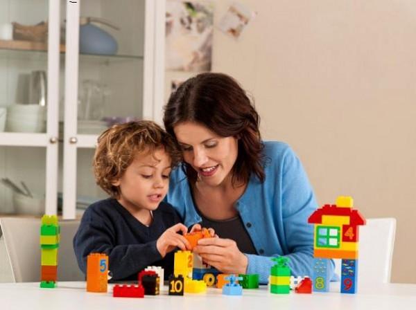Lego Duplo, un mundo de posibilidades