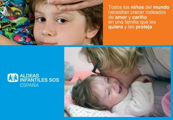 Los niños tutelados y las Madres SOS en un corto de Icíar Bollaín