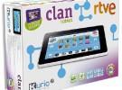 Regalo de Navidad: Tablet Clan