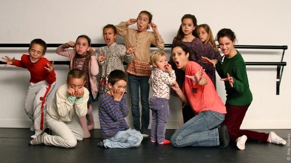 Talleres de Teatro para niños con Ana Álvarez