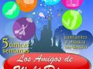 """Teatro infantil para Navidad: """"Los amigos de Walt Disney"""""""