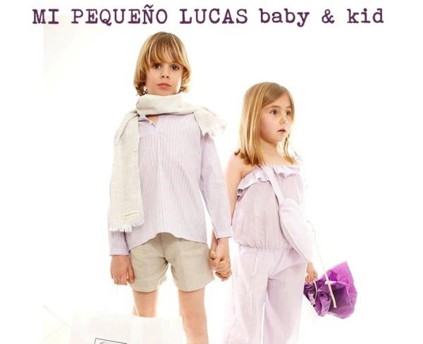 Casting de moda infantil para niñas