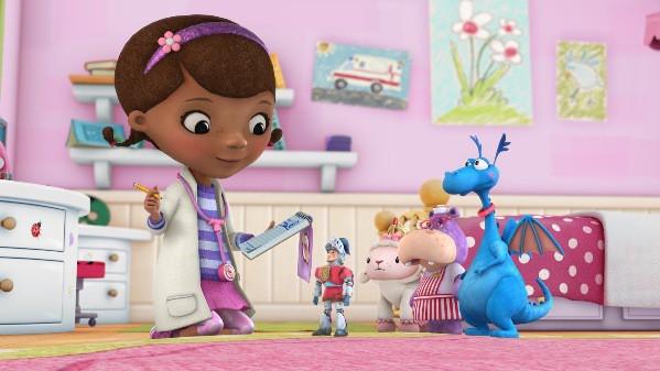 Televisión infantil: Doctora Juguetes