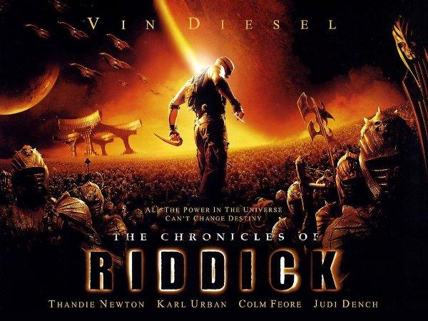 Televisión en familia: Las Crónicas de Riddick