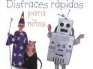 Libros de disfraces de Carnaval para niños