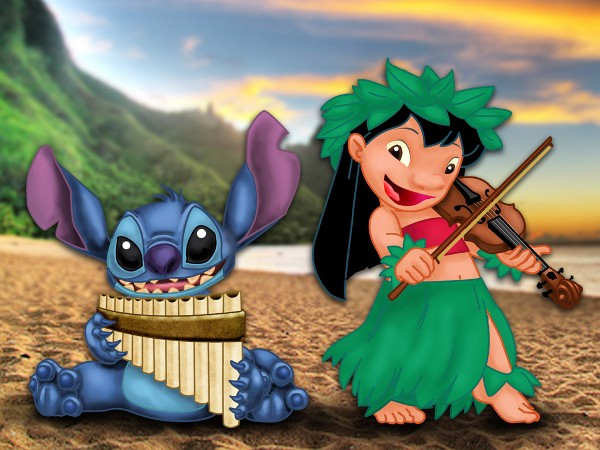 Televisión en familia: Lilo y Stitch