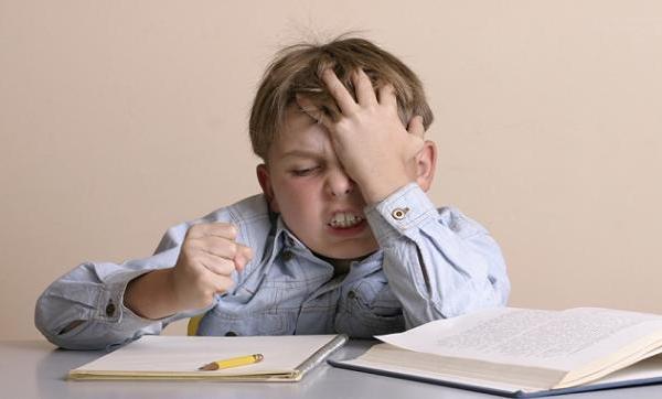 Diferencias entre la hiperactividad y los nervios en los niños